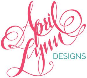 New Logo For Philadelphia Custom Stationery Designer April Lynn Designs