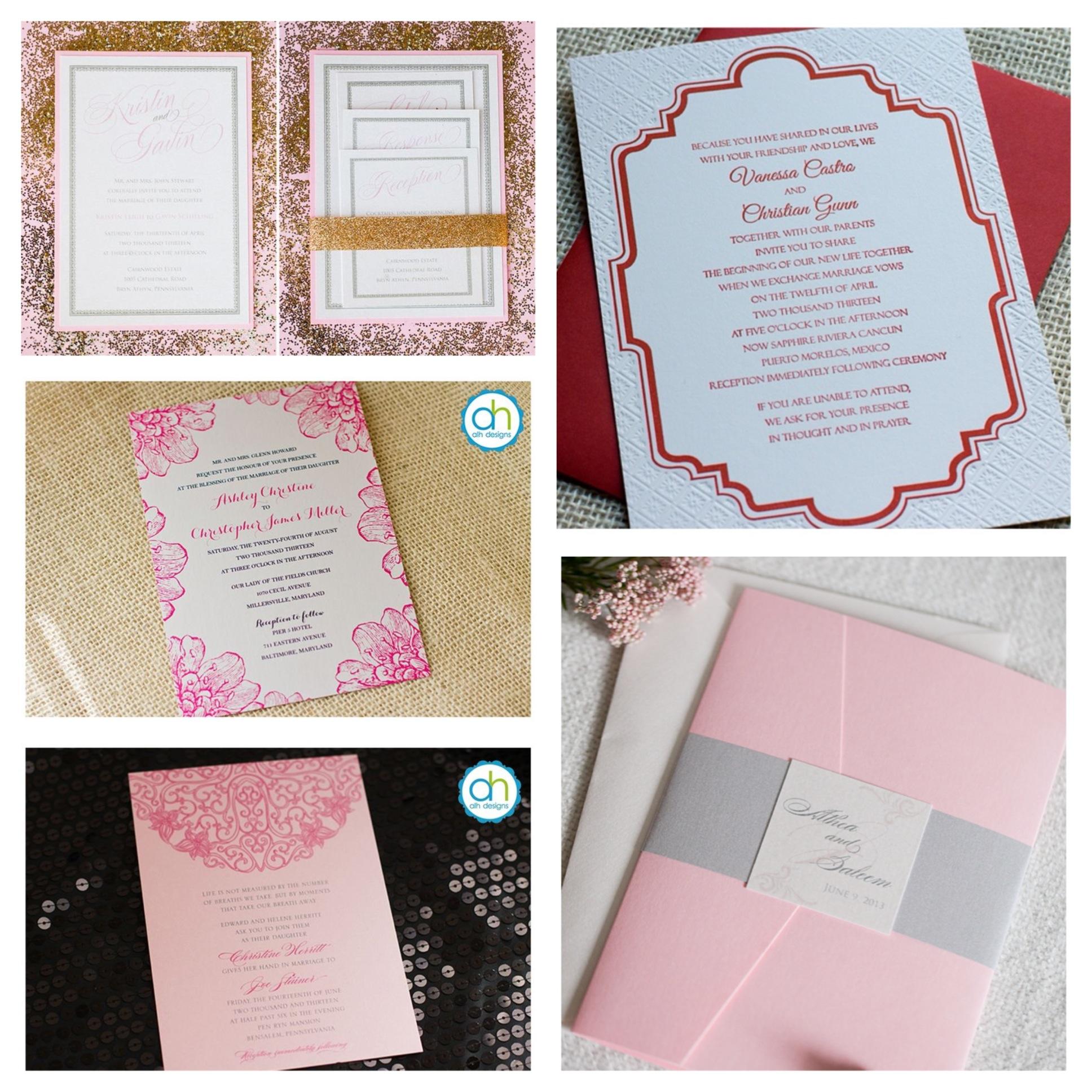 april_lynn_designs, top pins of 2013, wedding invitations