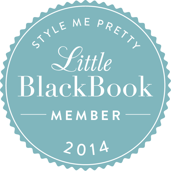Philadelphia Custom Wedding Stationery | Style Me Pretty Little Black Book Member 2014