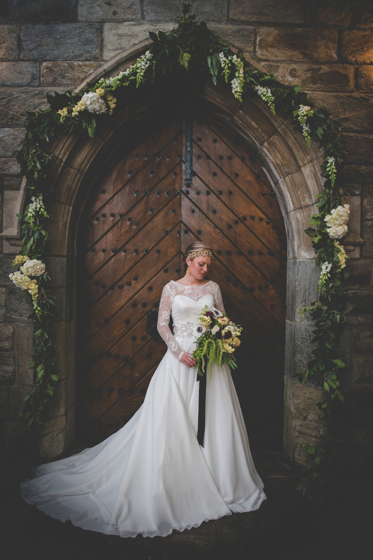 Game Of Thrones-Inspired Styled Shoot