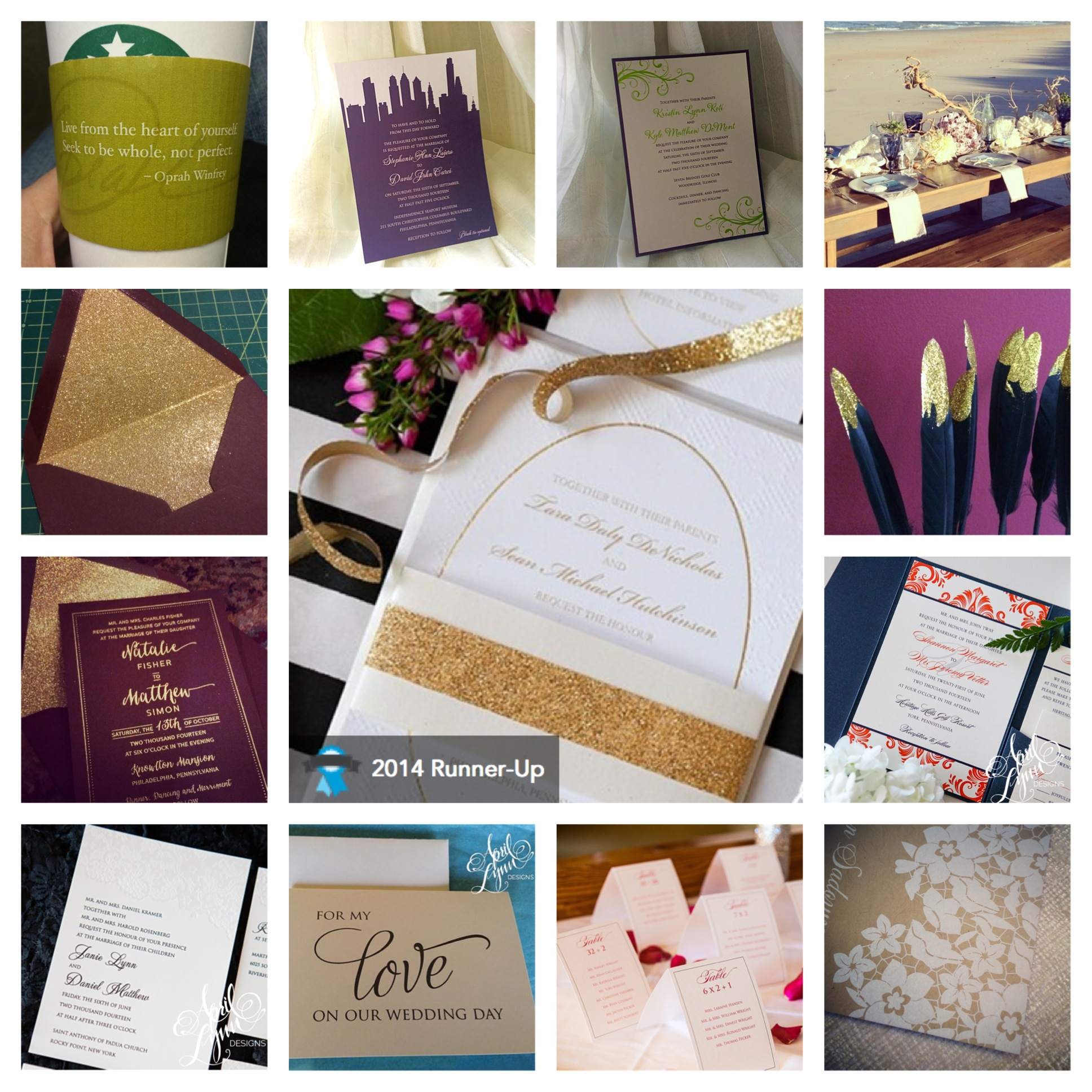 Philadelphia Stationery Designer | Instamonth September