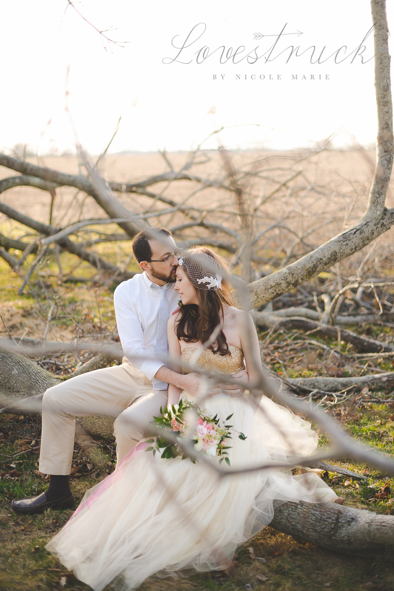Lovestruck by Nicole Marie Styled Shoot