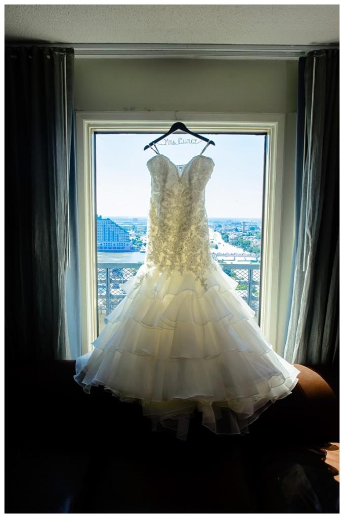 David Tutera for Mon Cheri Bryna Wedding Dress