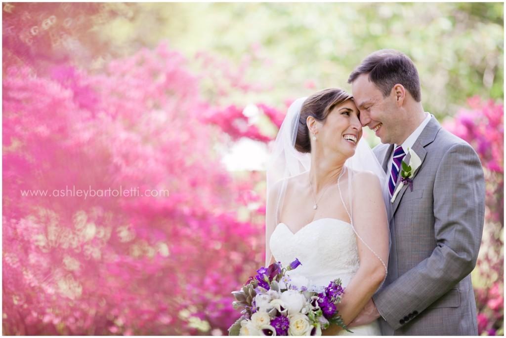 Ashley Bartoletti Photography Wedding Portrait