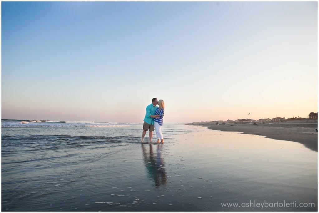 Ashley Bartoletti Photography Engagement Portrait