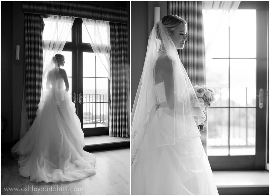Ashley Bartoletti Photography Bridal Portrait