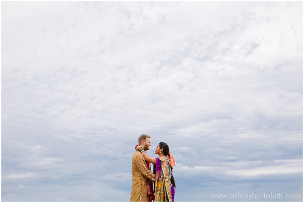 Ashley Bartoletti Photography Indian Wedding Portrait