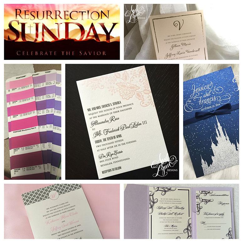 InstaMonth April | Philadelphia Wedding Stationery Designer