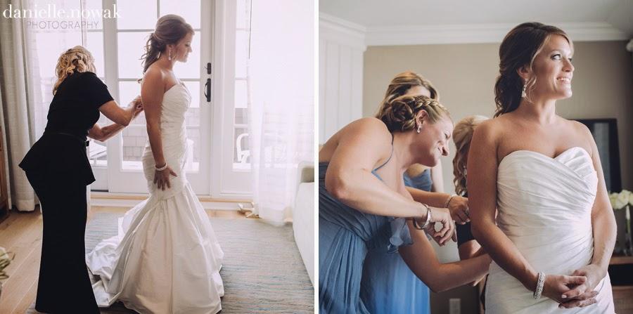 Mermaid Wedding Dress for Rustic Beach Wedding