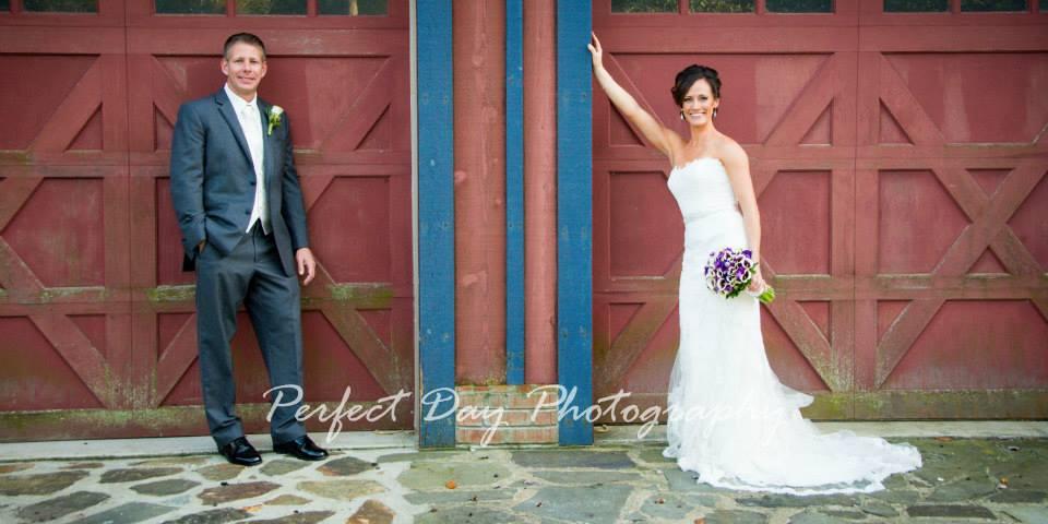 Rustic Willow Creek Winery Wedding