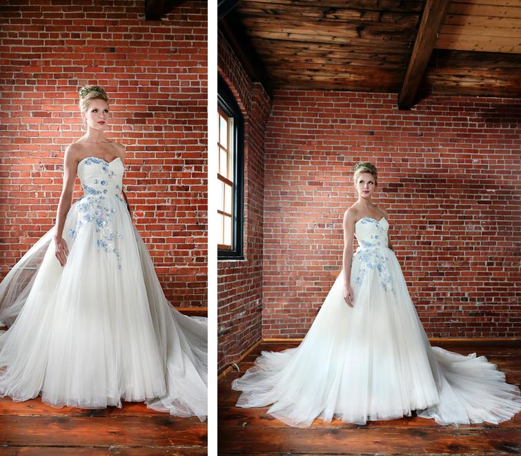 Vintage Wedding Dresses Philadelphia: Rustic Chic Distillery Styled Shoot