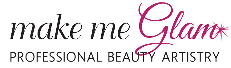 Make Me Glam's New Logo by April Lynn Designs
