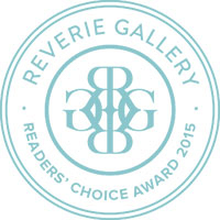 April Lynn Designs wins Reverie Gallery's Readers Choice Award 2015