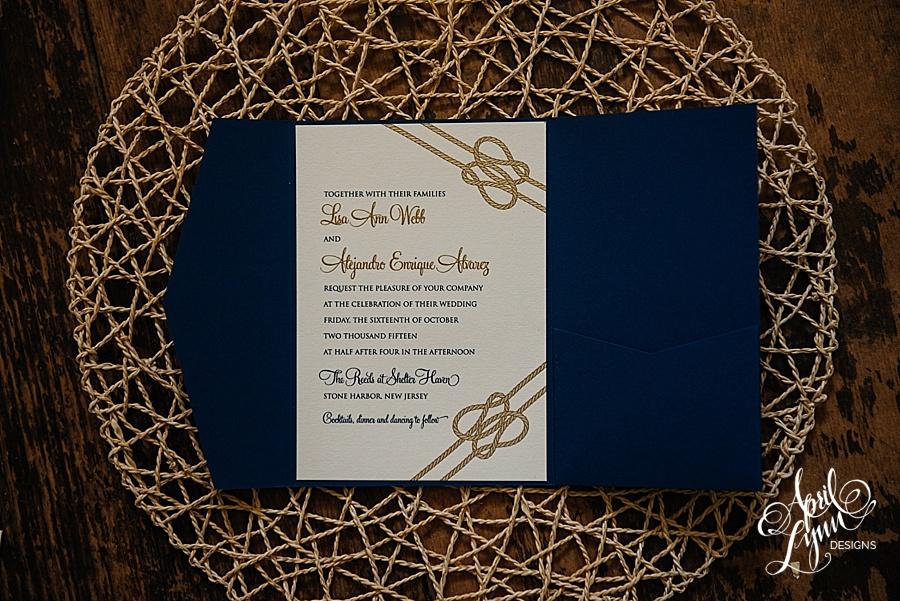 April_Lynn_Designs_Lisa_Alejandro_Nautical_Wedding_Invitation_Reeds_at_Shelter_Haven_Stone_Harbor_New_Jersey3