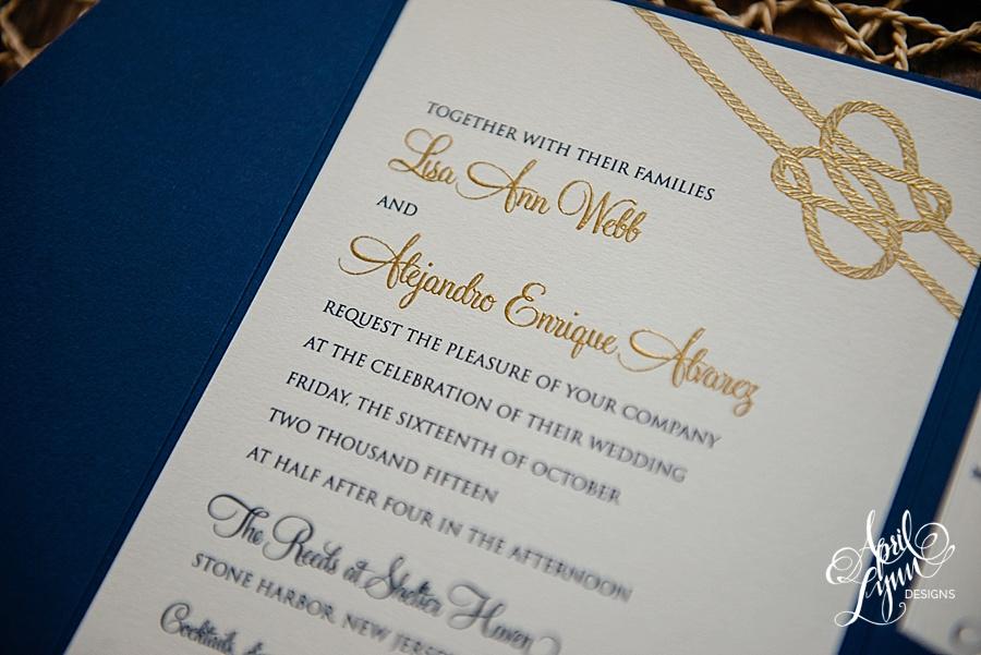 April_Lynn_Designs_Lisa_Alejandro_Nautical_Wedding_Invitation_Reeds_at_Shelter_Haven_Stone_Harbor_New_Jersey4