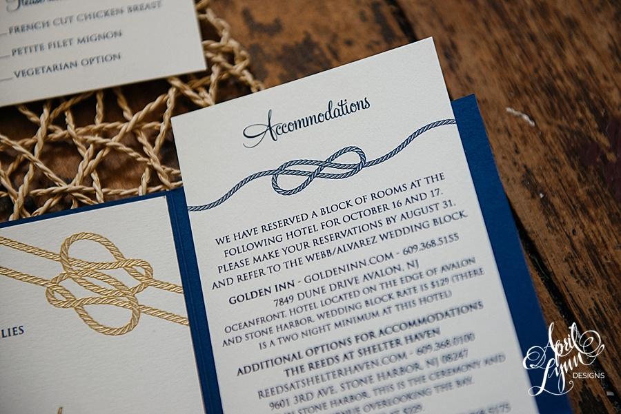 April_Lynn_Designs_Lisa_Alejandro_Nautical_Wedding_Invitation_Reeds_at_Shelter_Haven_Stone_Harbor_New_Jersey8