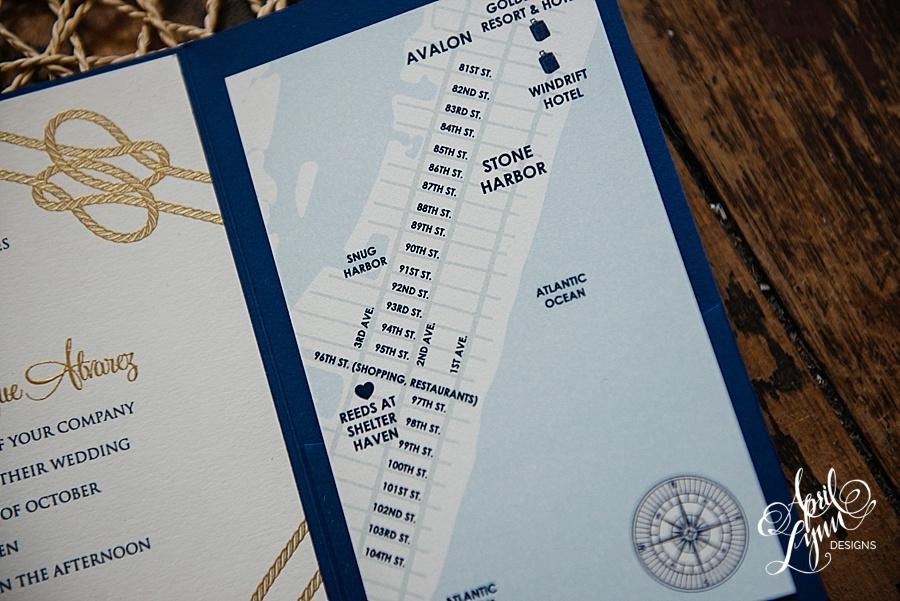 April_Lynn_Designs_Lisa_Alejandro_Nautical_Wedding_Invitation_Reeds_at_Shelter_Haven_Stone_Harbor_New_Jersey9