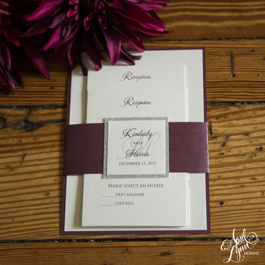 April Lynn Designs // Custom Stationery + Design Studio
