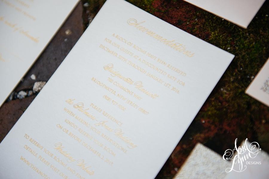 April_Lynn_Designs_Gold_Glitter_Foil_Blush_Wedding_Invitation_New_Years_Eve_Palace_at_Somerset_Park_New_Jersey9.