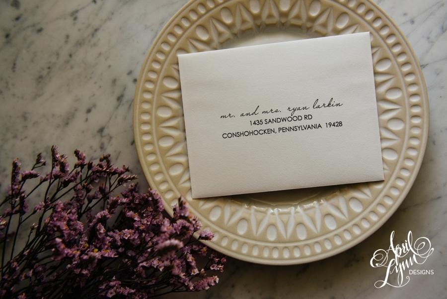 April_Lynn_Designs_Save_the_date_Gold_Foil_Black_Philadelphia_Cescaphe_1