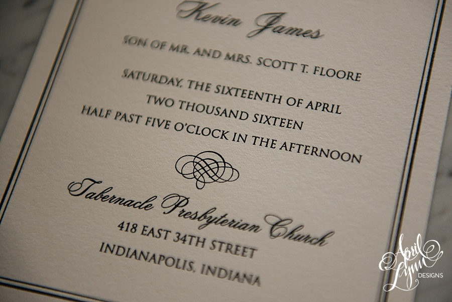 April_Lynn_Designs_Traditional_Wedding_Invitation_Thermography_Woodstock_Club_Indianapolis_Indiana4