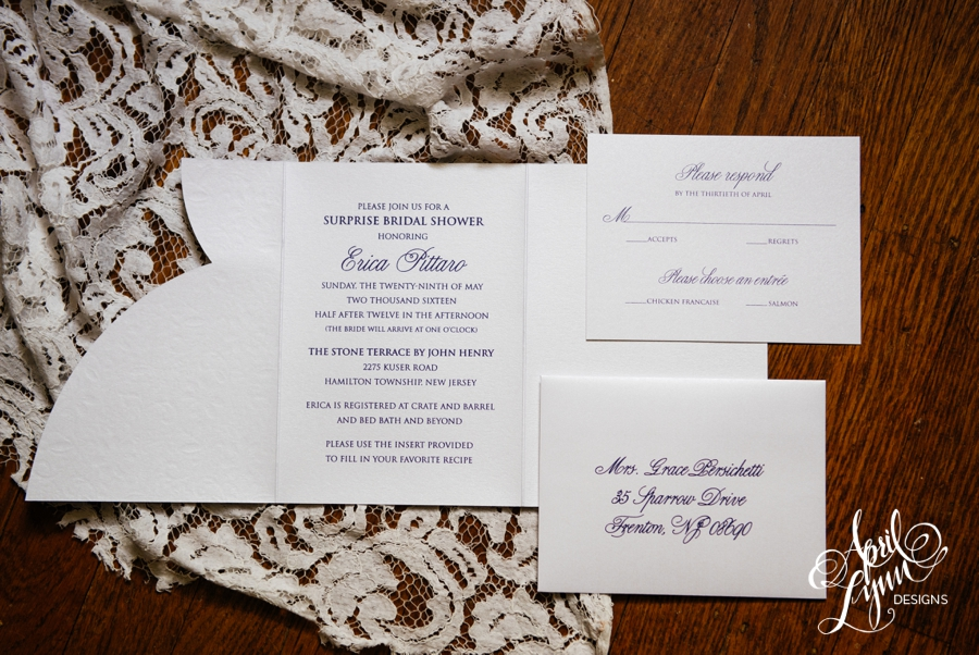 April_Lynn_Designs_Erica_Surprise_Bridal_Shower_Invitation_Lace_Crystal_Jewels_Dress4