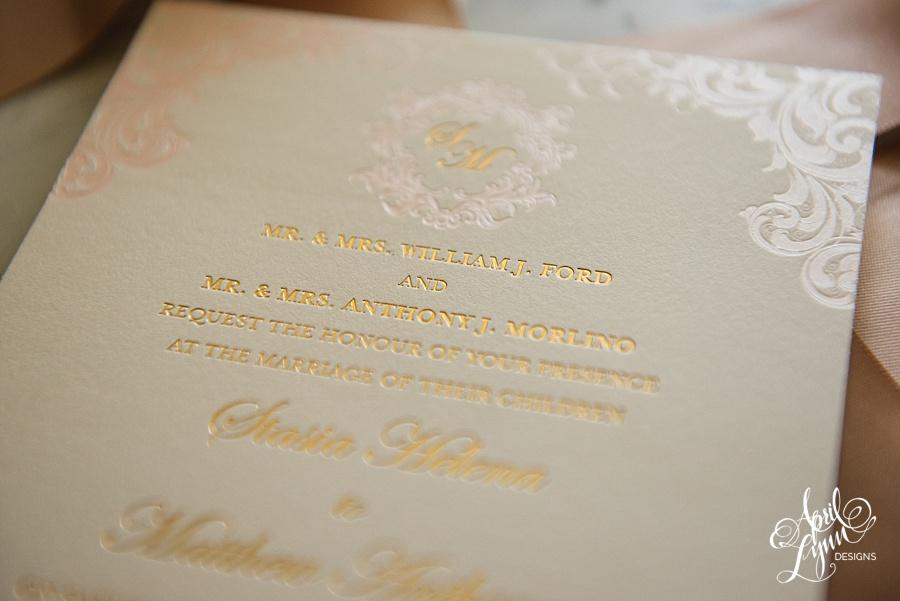 April_Lynn_Designs_Stasia_Matt_Blush_Pink_Gold_Foil_Nazareth_Academy_Cairnwood_Estate_Luxury_Wedding_Invitation_Philadelphia_Regal_Luxe10