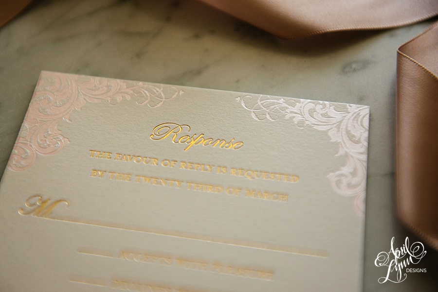 April_Lynn_Designs_Stasia_Matt_Blush_Pink_Gold_Foil_Nazareth_Academy_Cairnwood_Estate_Luxury_Wedding_Invitation_Philadelphia_Regal_Luxe18
