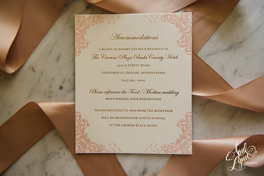 April_Lynn_Designs_Stasia_Matt_Blush_Pink_Gold_Foil_Nazareth_Academy_Cairnwood_Estate_Luxury_Wedding_Invitation_Philadelphia_Regal_Luxe20