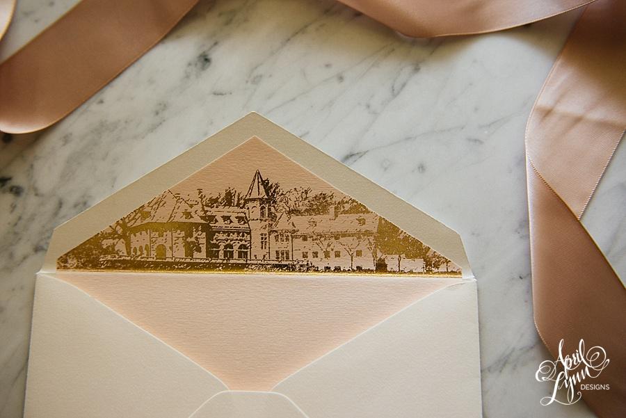 April_Lynn_Designs_Stasia_Matt_Blush_Pink_Gold_Foil_Nazareth_Academy_Cairnwood_Estate_Luxury_Wedding_Invitation_Philadelphia_Regal_Luxe7
