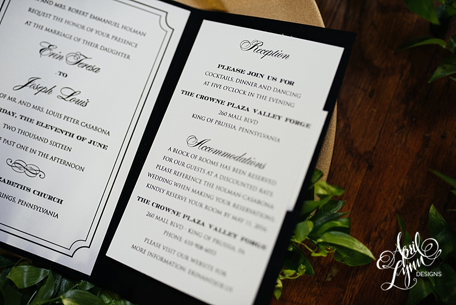 april_lynn_designs_erin_joseph_king_of_prussia_crowne_plaza_valley_forge_letterpress_wedding_invitation_black_white_classic_wedding_3122