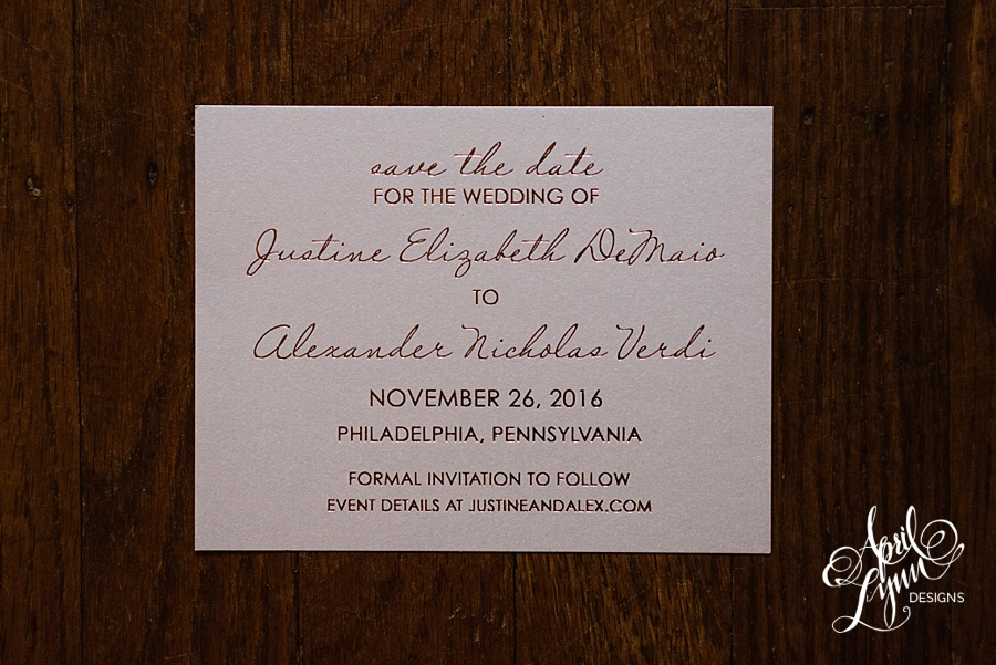 april_lynn_designs_justine_alex_rose_gold_foil_stamping_save_the_date_philadelphia_elegant_romantic_luxe_couture_bespoke1