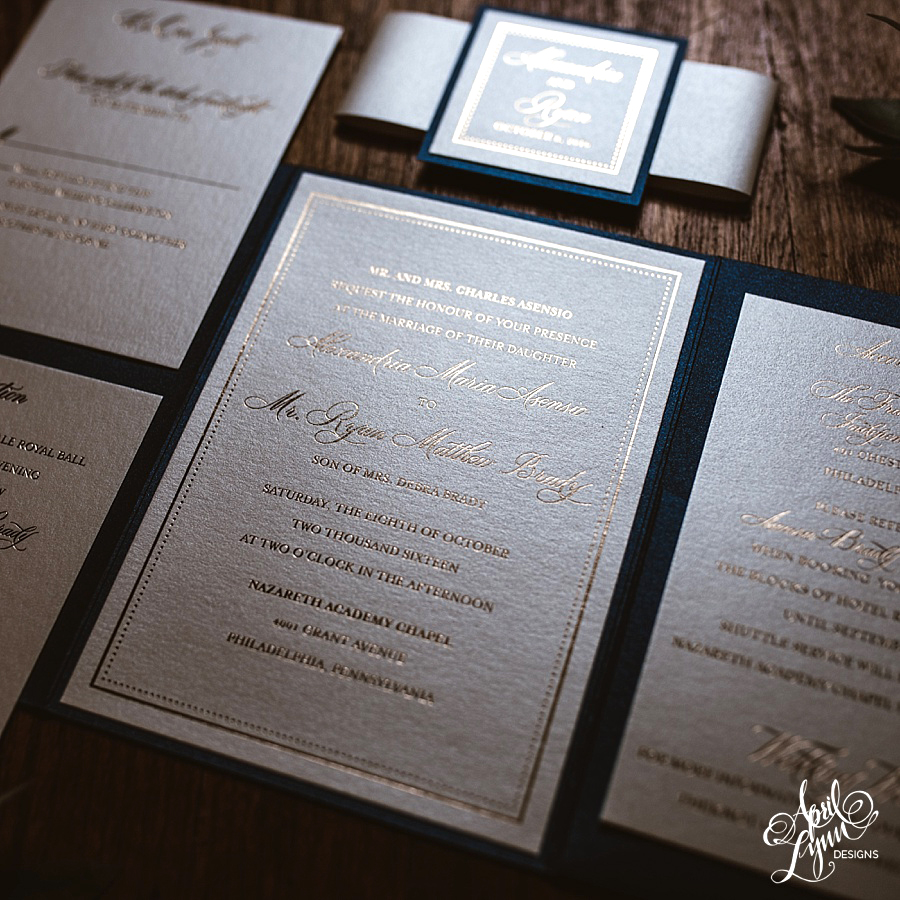 April_Lynn_Designs_Alexandria_Ryan_Cescaphe_Philadelphia_Wedding_Invitation_Navy_Gold_Foil_Wedding_Invitation_Suite_Elegant_Modern_Atrium_at_Curtis_Center_Wedding_Pennsylvania_socialmedia
