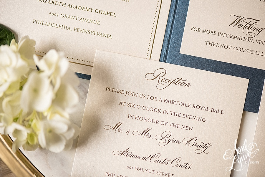 April_Lynn_Designs_Alexandria_Ryan_Cescaphe_Philadelphia_Wedding_Invitation_Navy_Gold_Foil_Wedding_Invitation_Suite_Elegant_Modern_Atrium_at_Curtis_Center_Wedding_Pennsylvania_4301