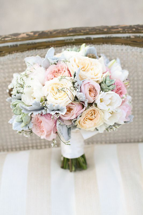 April Lynn Designs shares rustic spring tulip wedding inspiration! | www.aprillynndesigns.com