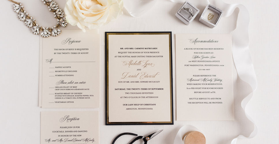 April_Lynn_Designs_Manufacturers_Golf_Country_Club_Gold_Foil_Black_Wedding_Invitation_Luxury_Philadelphia_967_500