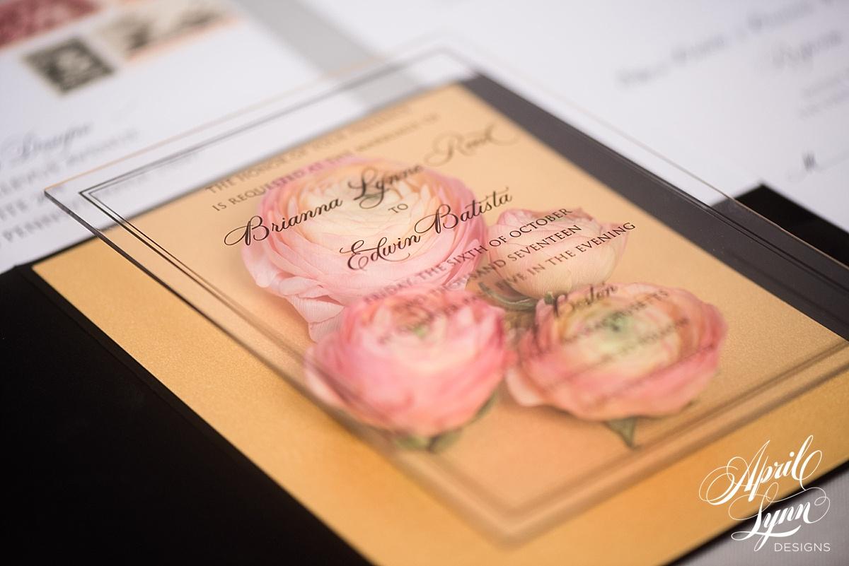 April_Lynn_Designs_Luxury_Wedding_Invitations_Philadelphia_Acrylic_Taj_Boston