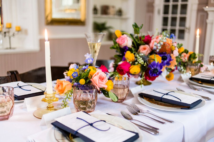 Intimate Brunch Wedding | www.aprillynndesigns.com
