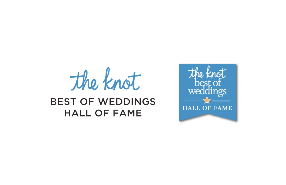 The Knot Best of Weddings Hall of Fame 2018, April Lynn Designs