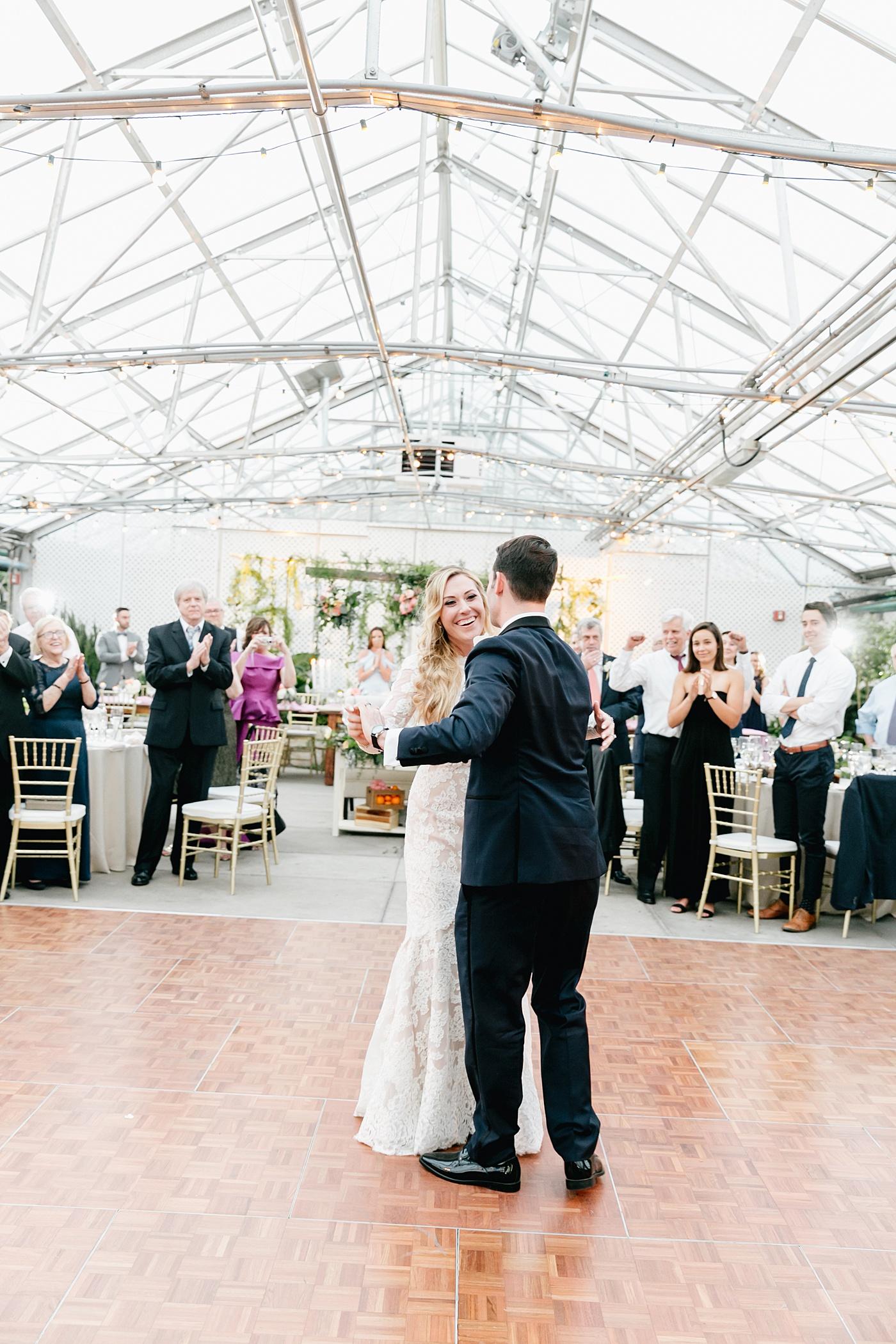Horticulture Center Wedding, Philadelphia, Blush Watercolor, Rustic Chic