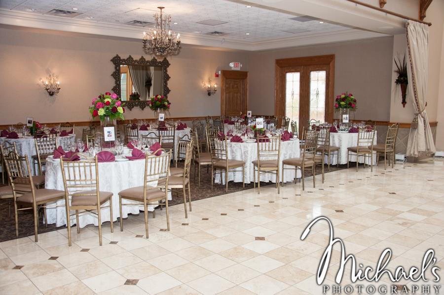 Philadelphia Custom Wedding Stationery Talamore Country Club Reception